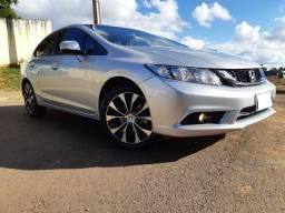 Honda Civic - 11.3km por litro