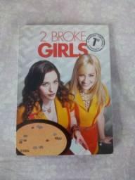 Dvd Box 2 Broke Girls 1 temporada