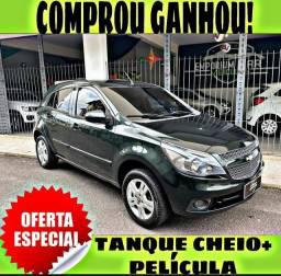 TANQUE CHEIO SO NA EMPORIUM CAR!!! AGILE LTZ 1.4 ANO 2013 COM MIL DE ENTRADA