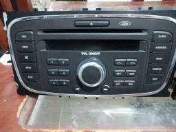 2 Toca CD Central Ford Focus e Volkswagen tem Conversa