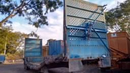 Semi reboque prancha 12,5 metros R$ 35.000