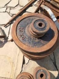 Manilhas de altares 7.00 o kilo tenho 600 kilos