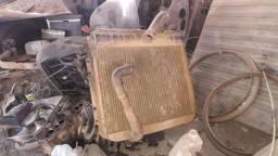 V radiador de f4000 d 10 f1000e outro