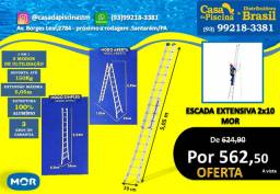 Escada Extensiva 2x10