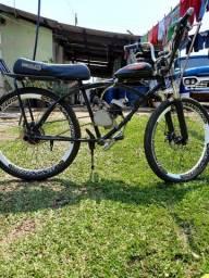 Bike motorizada 2T 66cc aro 26