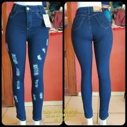 Calça Jeans 36 ao 44