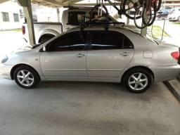 Vendo ou troco Corolla XEI 2003 Manual no GNV 1.8 16v