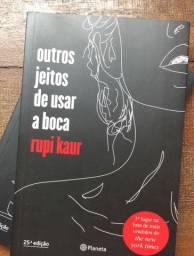Livros de poesia Rupi Kaur
