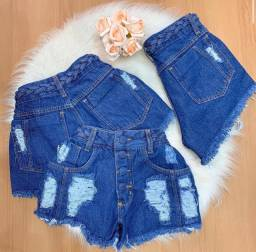 Short jeans R$ 35,00