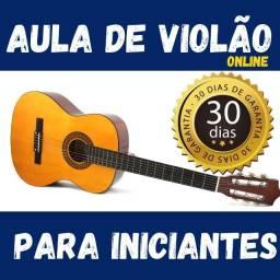 Aprenda a tocar violão Inicie do zero (Curso completo)!