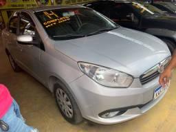 Fiat grand siena 2014 + GNV (Único Dono, entrada + 48x 614,00)