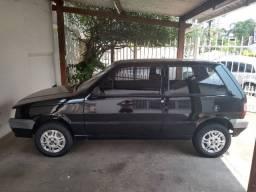 Vendo Fiat UNO Economy / Fire 1.0 - 2 portas - Preto 2011/2012 - FLEX