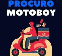 Procuro motoboy pago r$ 8 por corrida, no raio de 5km