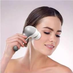 Massageador e limpeza facial 4X1 Multilaser