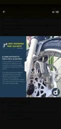 Alarme cadeado moto/ bike/ portão sonoro 110DB
