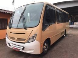 Micro ônibus 34 lugares Mercedes com Bomba 812 Com ar condicionado Bancada alta 2008
