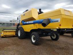 Colheitadeira | New Holland | TC5090