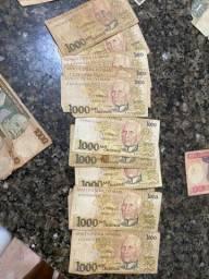 Vendo cédulas antigas 1979 Cruzeiro