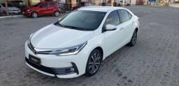 Corolla Altis 2018 unico dono com apenas 32 mil rodados!