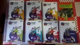 Livros novos 6 ano FTD