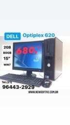 Computadores Dell Optiplex 620