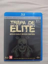 Blue-ray Filme Tropa de Elite