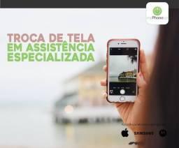 Assistência especializada e Iphone
