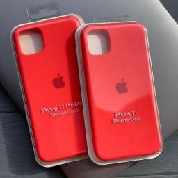 Case Vermelha IPhone 11