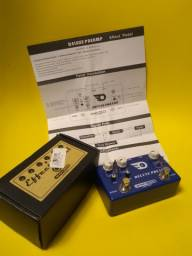 PEDAL MOSKY OVERDRIVE / BOOST DELUXE PREAMP