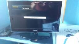 TV Samsung 26' funcionando normal