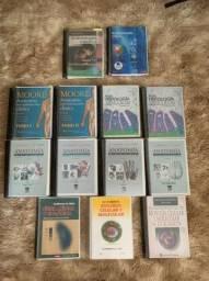 Livros curso de medicina Espanhol