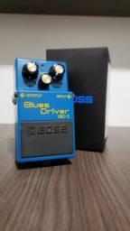 Pedal Blues Driver Original Novo
