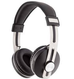 Acabando: Incrível Fone de Ouvido Bluetooth com ou sem fio