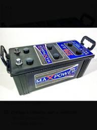 Bateria de competição Max Power 220h/a som automotivo