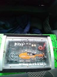 Modulo Boss  1600 wtz 400x4 mono sterio aceito trocas $200