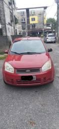 Fiesta 2009 vermelho