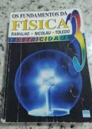 Livro Os Fundamentos da Física 3