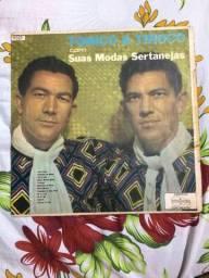 Lp Vinil - Tonico E Tinoco Com Suas Modas Sertanejas - 1968