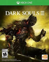 Título do anúncio: Dark Souls 3 Xbox One Digital