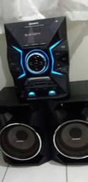 Mini System Sony MHC GPX33 1000w Bluetooth