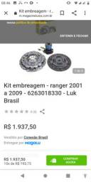 Kit embreagem