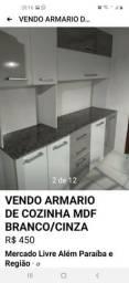 VENDO ARMARIO DE COZINHA 1,78(largura)×1,96(altura)×48(profundidade)