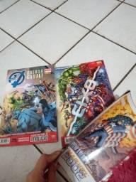 revistas Marvel