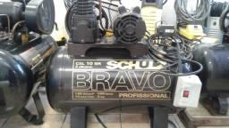 Compressor CSL10BR Schulz Revisado