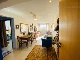 Ótimo apartamento muito bem localizado no centro de torres, poucas quadras do Mar