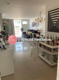 Título do anúncio: Cobertura à venda com 3 dormitórios em Barra da tijuca, Rio de janeiro cod:500420