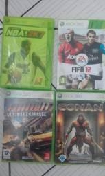 Venda de jogos pra coleção