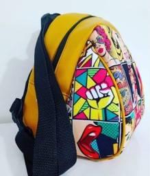 Mini-Mochila Art Pop