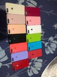 Capinhas IPhone 7 Plus ou 8 Plus