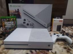 Xbox One S 12x no cartão